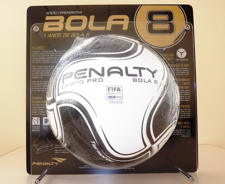 ff630a927ea32 A nova bola traz a mesma qualidade e atributos que a fizeram ganhadora dos  importantes prêmios e sucesso de vendas. Com apenas oito gomos